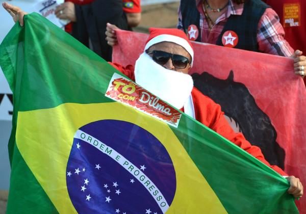 Marcha contra o impeachment e pelo afastamento de Cunha