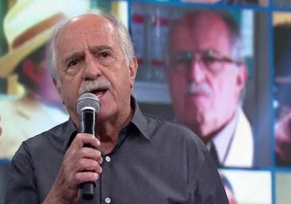 Ary Fontoura critica Dilma Rousseff no Domingão do Faustão (Foto Reprodução)