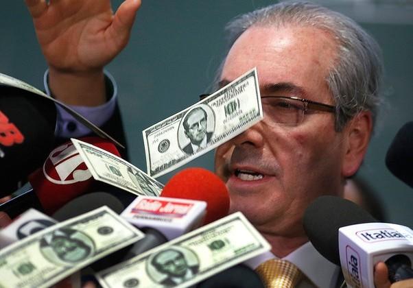 Em depoimento nesta sexta-feira, Eduardo Cunha permanece calado