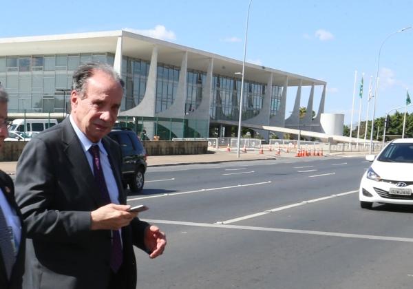 Aloysio Nunes recebeu R$ 500 mil da Odebrecht, diz Dodge ao STF