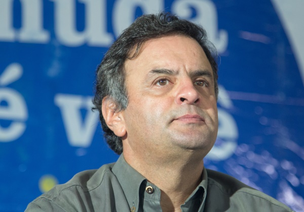 Aécio Neves/Foto Fábio Maurício/Flickr