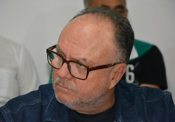 Perto de se aposentar, o delegado Valdir Barbosa disse esperar que a Justiça não acate o pedido de condenação do MPF (Foto: Reprodução/Blog do Anderson)