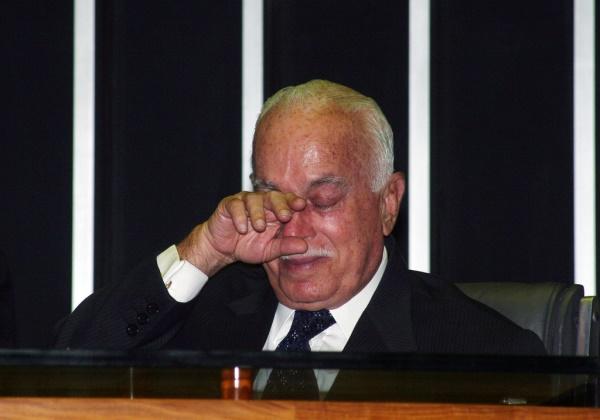 Apontado como mandante dos 'grampos telefônicos', o ex-senador ACM morreu em 2007 (Foto: Cristina Gallo/Agência Senado)