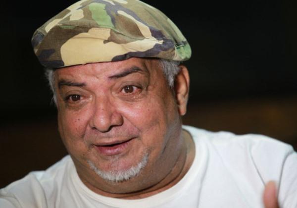 O cantor Gerônimo considera a Concha patrimônio do 'povão' baiano (Foto: Elói Corrêa/GOVBA)