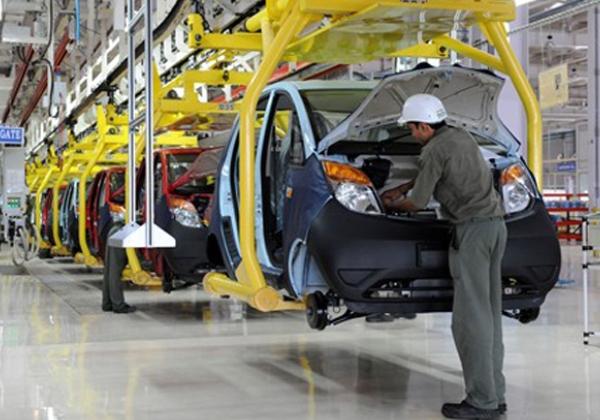 Produção industrial do Paraná cresce acima da média nacional