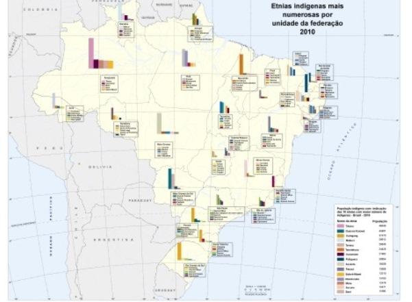 Atlas digital Foto Divulgação IBGE