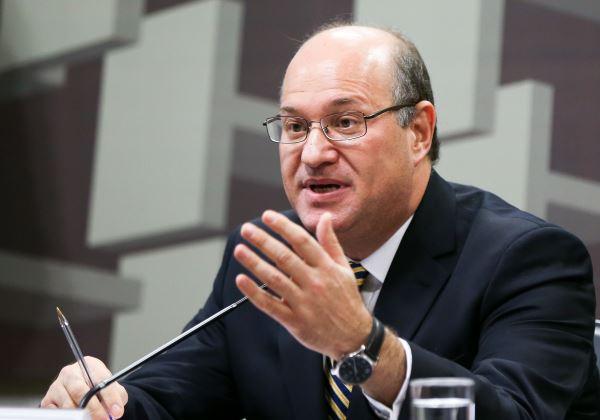 Brasília - O economista Ilan Goldfajn, indicado para a presidência do Banco Central (BC), é sabatinado na Comissão de Assuntos Econômicos (CAE) do Senado.  (Marcelo Camargo/Agência Brasil)