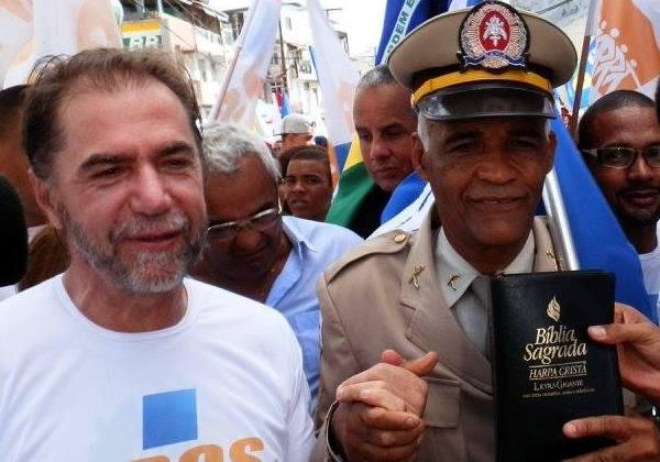 Foto: Facebook Pastor Sargento Isidório