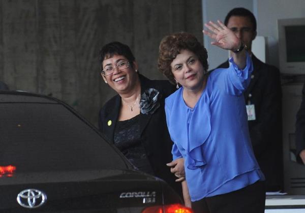 A ex-ministra dos governos Lula e Dilma já havia sido alvo de citação na Lava Jato (Foto: Fabio Rodrigues Pozzebom/ABr)
