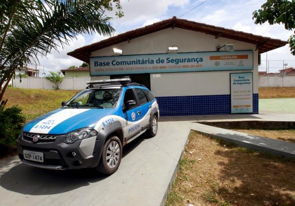 Base Comunitária de Segurança de Camaçari