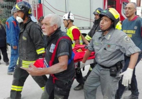 Foto: Vigili del Fuoco/ Fotos Públicas