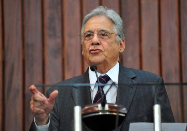 Fernando Henrique Cardoso (Foto: Divulgação / PSDB)