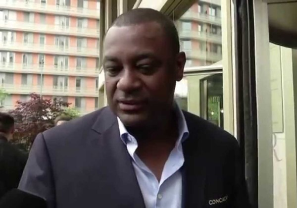 Jeffrey Webb ex dirigente da Concacaf (Foto Reprodução Youtube)