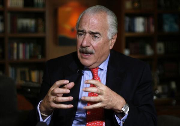 Ex-presidente Andrés Pastrana (Foto: El Universal)