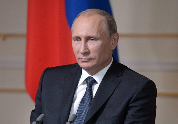 Vladimir Putin (Foto: Sputnik News)