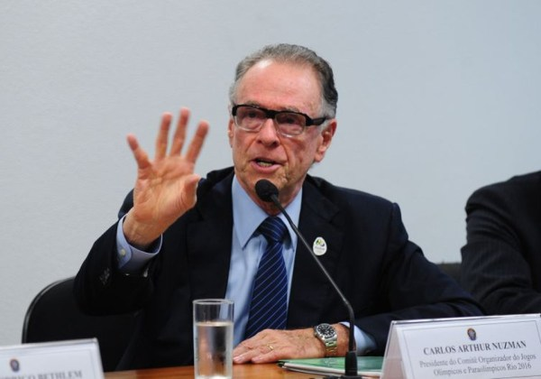Carlos Artur Nuzman, presidente do COB (Foto: Divulgação)