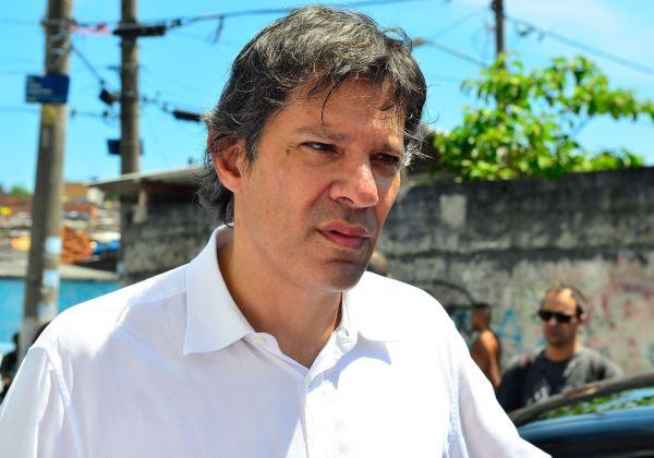 Fernando Haddad (Rovena Rosa/Agência Brasil)