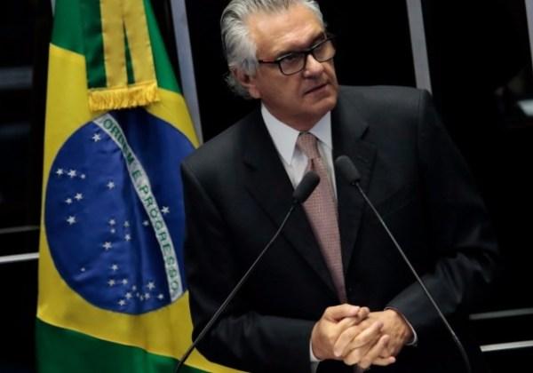 Senador Ronaldo Caiado (Foto: Divulgação / Agência Senado)