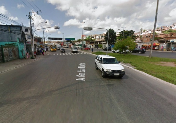 Imagem ilustrativa da Avenida San Martin (Foto: Google Street View).