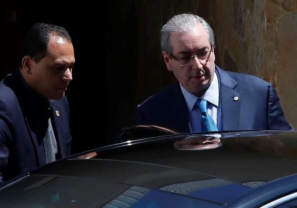 Moro nega pedido da defesa de Cunha para que ele seja transferido
