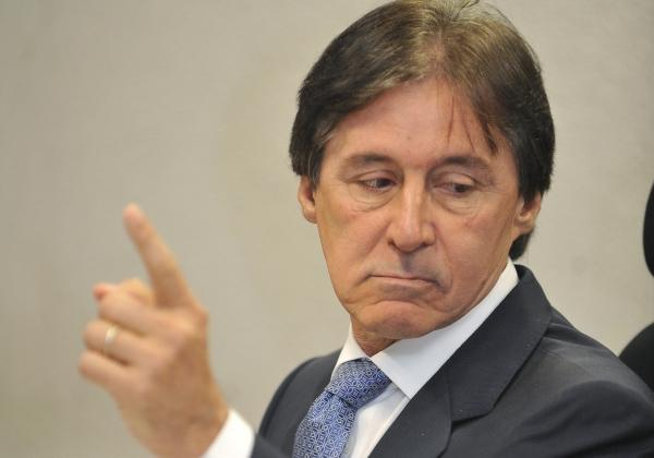 Senador Eunício Oliveira (PMDB-CE)/Foto: Agência Senado