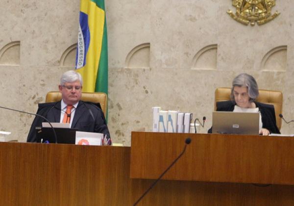 Janot, STF (Foto: Divulgação /STF)