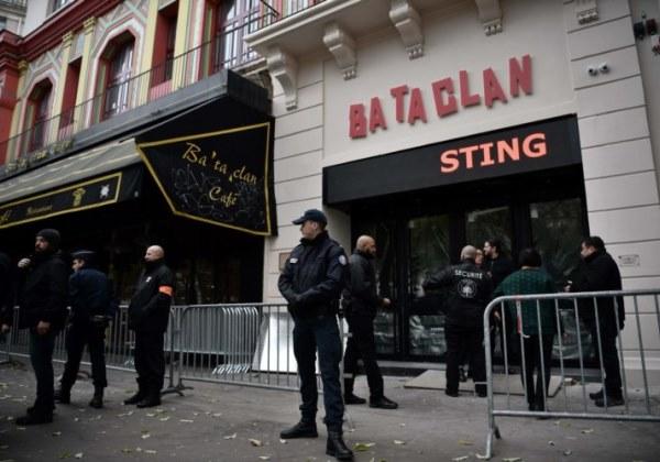 Bataclan/Paris (Divulgação)