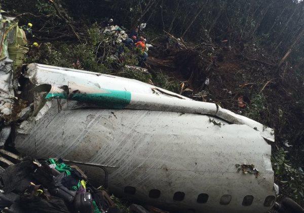Foto: Aeronáutica Civil de Colômbia/ Reprodução/ Twitter