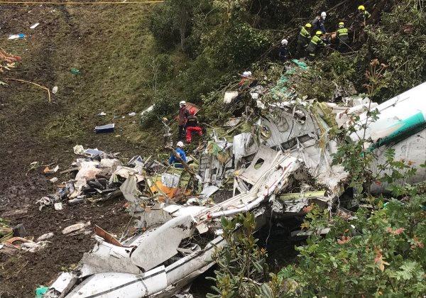 Foto: Rerodução/ Twitter/ Cruz Vermelha da Colômbia