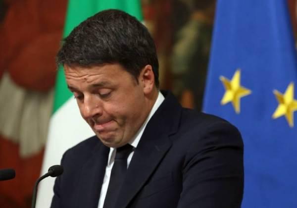 Matteo Renzi, primeir-ministro da Italia (Foto: Reprodução / BBC)