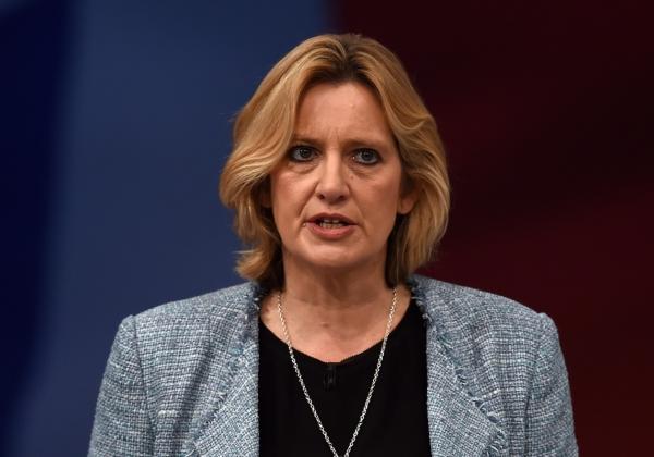 Amber Rudd / Foto: New Statesman
