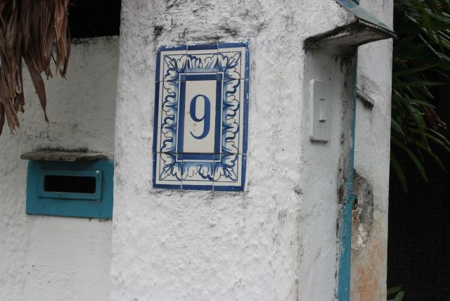 Detalhes: a casa própria veio em 1961, com o dinheiro dos murais de NY. Foto: James Martins / bahia.ba