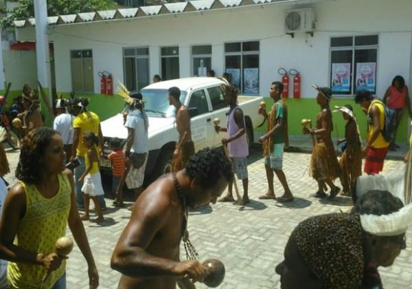 Foto: Divulgação/ Comunidade Tupinambá