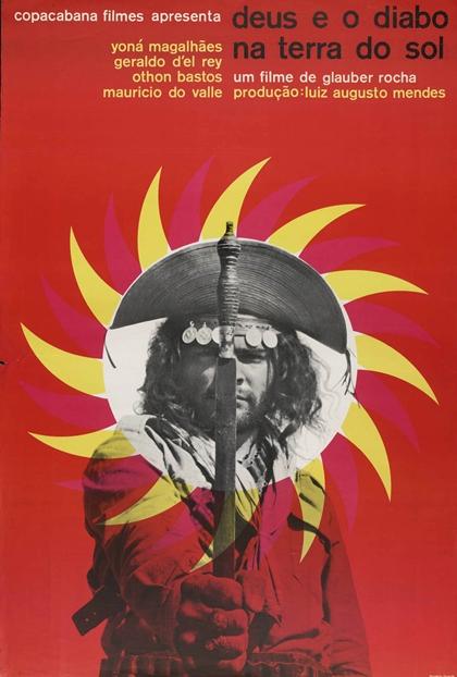 O brilhante cartaz de Rogério Duarte (foto: Divulgação).