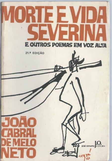Capa da edição José Olympio, com ilustrações de Carybé.