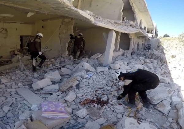 Foto: Civil Defense Idlib/ Fotos Públicas