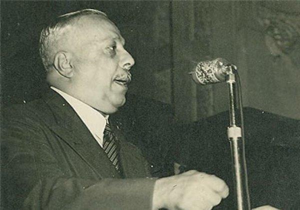 Na imagem, Octávio Mangabeira, o primeiro governador da Bahia (Foto: Divulgação)