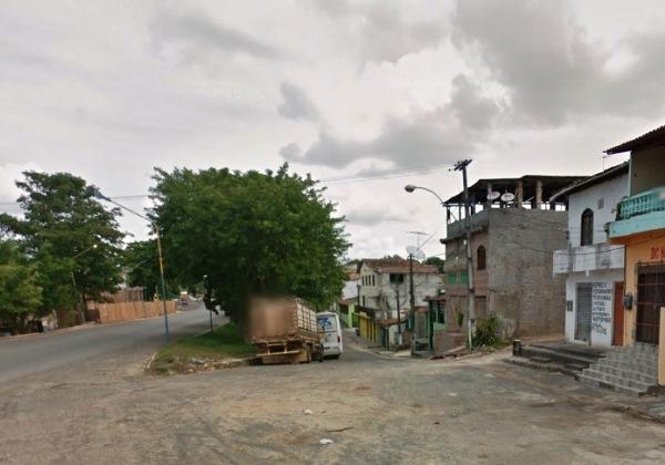 Imagem ilustrativa das imediações de onde o crime foi registrado (Foto: Google Street View)