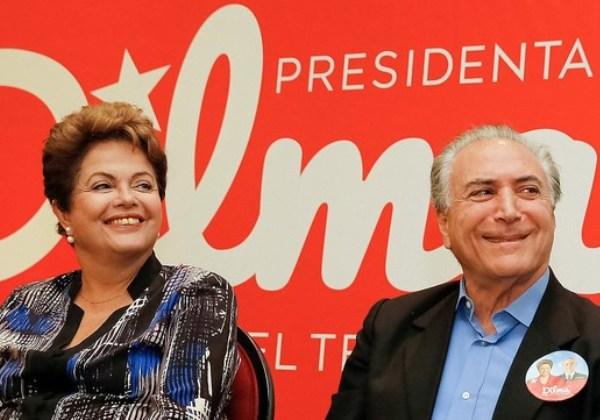 Resultado de imagem para MPE pede cassação de Temer e inelegibilidade de Dilma