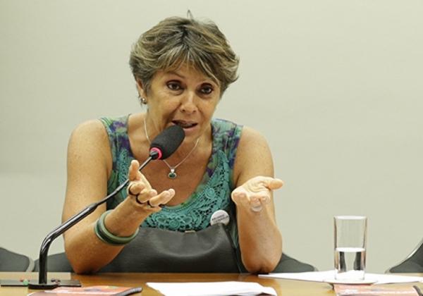 Deputada Erika Kokay (Foto: Divulgação)