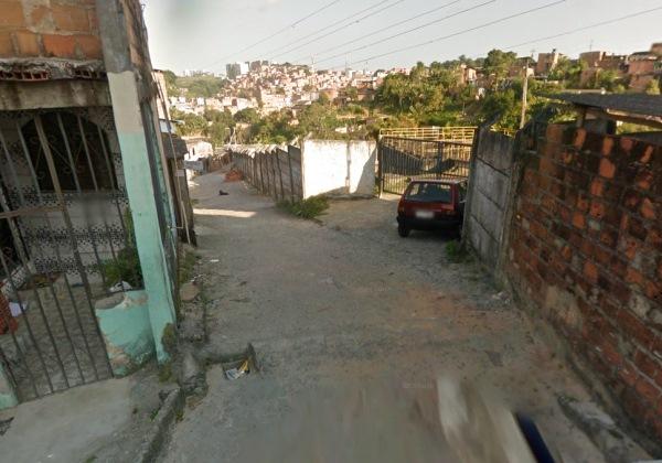 Imagem ilustrativa das imediações de onde o crime aconteceu (Foto: Google Maps)