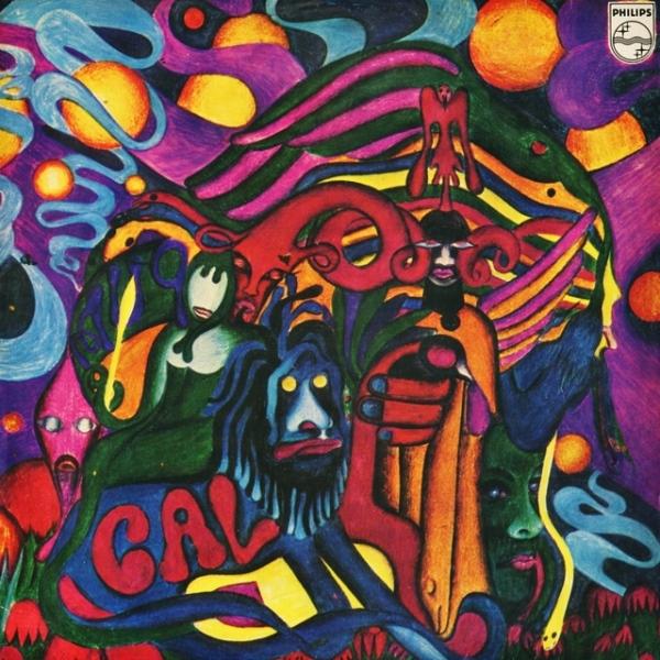 Capa de Dicinho para o disco de Gal Costa - 1969 (Foto: Reprodução).