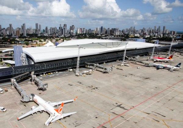 Aeroporto de Recife (Foto: Wikipédia)