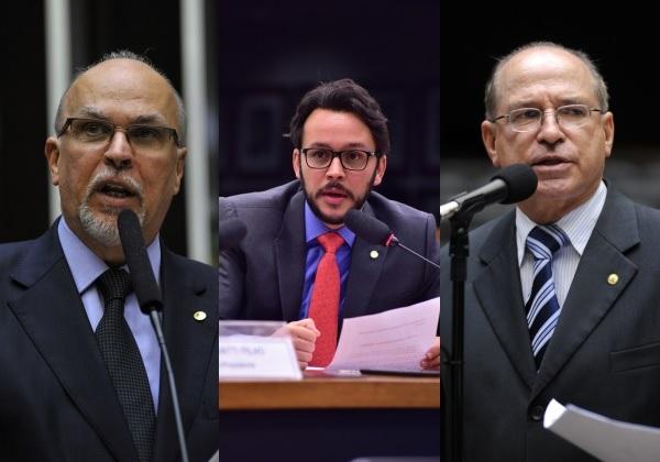 Fotos: Zeca Ribeiro / Leonardo Prado / Câmara dos Deputados | Montagem: bahia.ba
