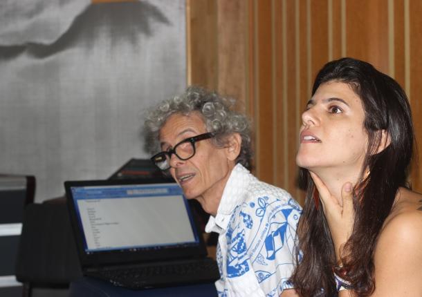 Carol Marçal Santos, produtora e ativista do Greenpeace, um dos apoiadores.