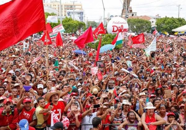 partidos de esquerda (Reprodução / Globo)