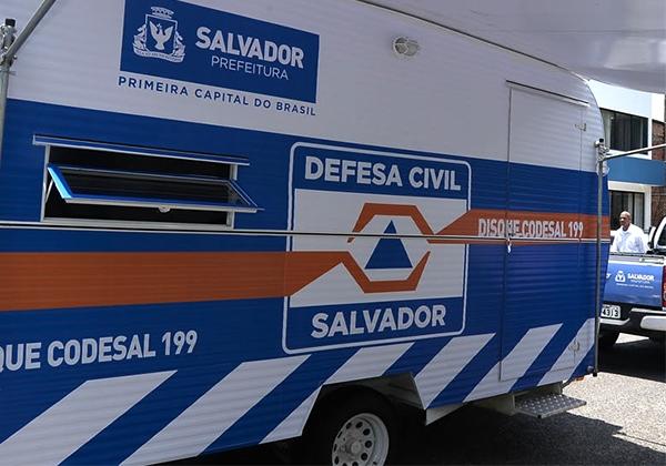 Foto: Ascom/ Prefeitura de Salvador