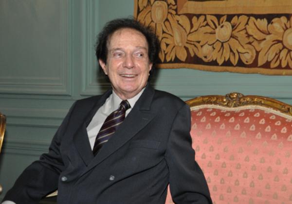 Eduardo Portella (Foto: Reprodução / O Globo)