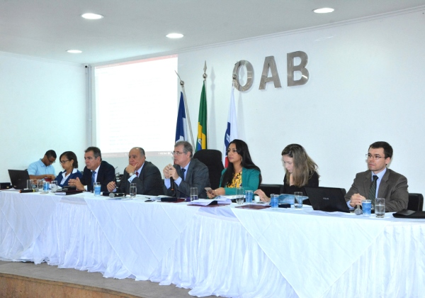 Pleno OAB_Foto Angelino de Jesus
