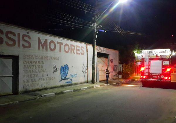 Foto: Divulgação/ Corpo de Bombeiros